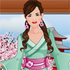 Fashion Studio – Kimono Dress